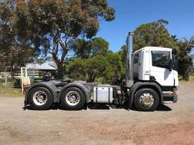 2008 Scania P420 Prime Mover - Fuel Spec - picture0' - Click to enlarge