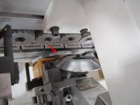 RHINO R8000 AUTOMATIC CNR ROUNDING EDGE BANDER - picture3' - Click to enlarge
