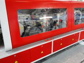 RHINO R8000 AUTOMATIC CNR ROUNDING EDGE BANDER - picture6' - Click to enlarge