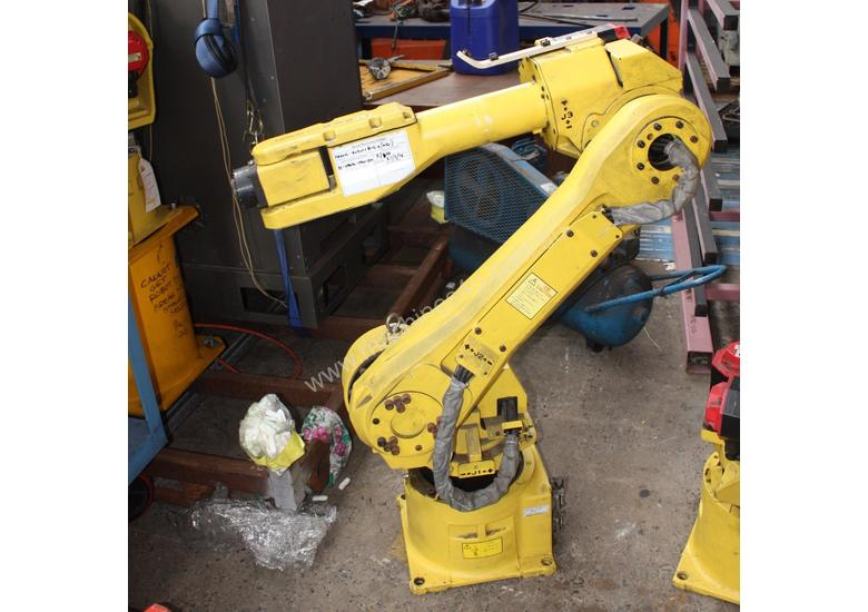 Free Fanuc robot Operator s Manual macro Button