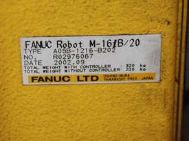 FANUC COMPLETE Robot System R-J3IB - picture3' - Click to enlarge