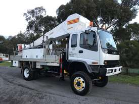 4/2006 Isuzu FTS750 4x4 Nifty Lift NL140RKT - picture0' - Click to enlarge