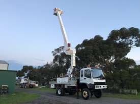 4/2006 Isuzu FTS750 4x4 Nifty Lift NL140RKT - picture2' - Click to enlarge