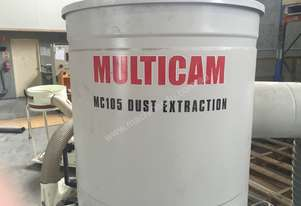 Multicam Dust Extractor -