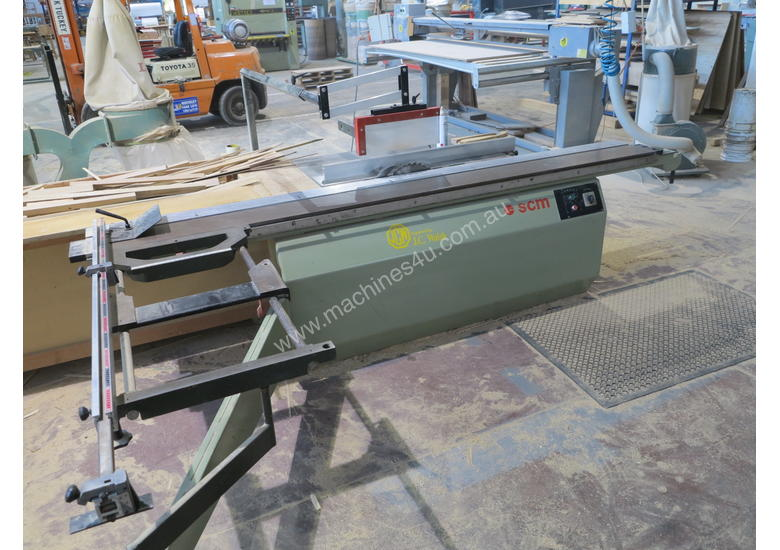 Panel Saw For Sale >> Scm Panel Saw For Sale