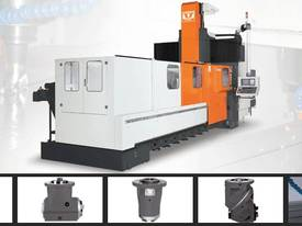 SF Series machining centre - picture4' - Click to enlarge