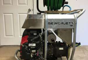 Honda High Pressure Water Jetter