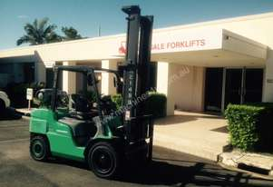 Mitsubishi Good Condition Used Forklift