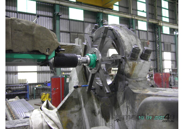 Portable Line Boring and Bore Welding Machine � 42-400mm