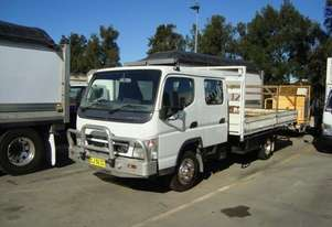 Fuso   Canter Tray Truck