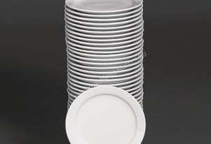 Special Offer Athena Narrow Rimmed Plates 6.5