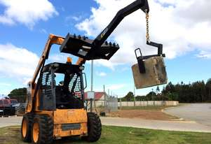 Himac Limestone Block Grab / Lifter