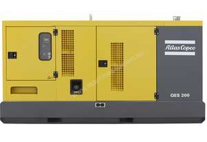 Prime Mobile Generator QES 200 Temporary Power Generator
