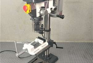 Bench Drill Press 16mm METEX by OPTIMUM Bonus FREE OPTIMUM 0-16 Keyless Chuck