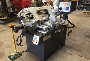 Semi Automatic 270mm Capacity Metal Bandsaw