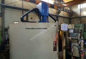 Toshiba TUE-200S CNC Vertical Borer Turn Mill