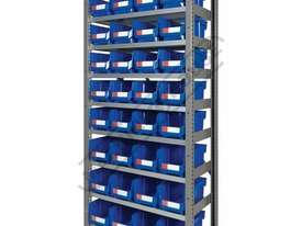 MSR-32 Industrial Modular Storage Shelving Package Deal 943 x 465.4 x 2030mm Includes 32 x BK-210 Pl - picture0' - Click to enlarge