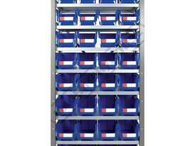 MSR-32 Industrial Modular Storage Shelving Package Deal 943 x 465.4 x 2030mm Includes 32 x BK-210 Pl - picture2' - Click to enlarge