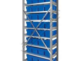 MSR-32 Industrial Modular Storage Shelving Package Deal 943 x 465.4 x 2030mm Includes 32 x BK-210 Pl - picture3' - Click to enlarge