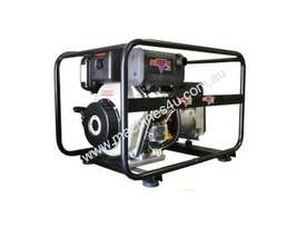 Dunlite 3 Phase 6.8kVA Diesel Yanmar Powered Generator with Elec Start - picture15' - Click to enlarge