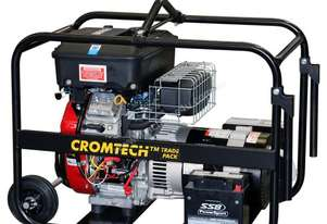 Cromtech Briggs & Stratton 10kVA Worksite Approved