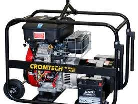 Cromtech Briggs & Stratton 10kVA Worksite Approved - picture0' - Click to enlarge
