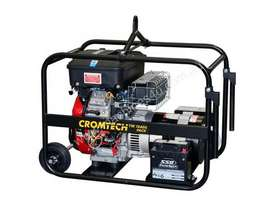 Cromtech Briggs & Stratton 10kVA Worksite Approved - picture1' - Click to enlarge