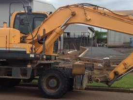 Hyundai R140W-9 Wheeled Excavator, 14ton - picture0' - Click to enlarge