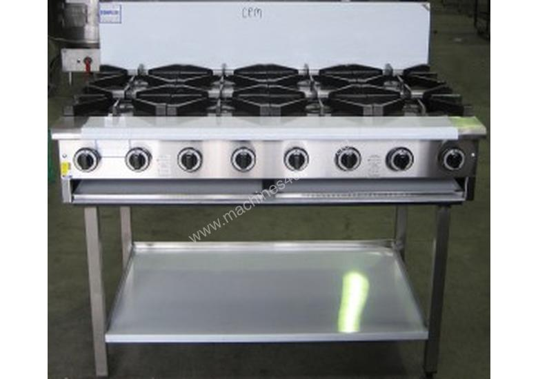 Complete BB-4 Four Burner Cook Top