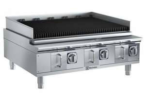 Electrolux Compact Line AGG36CEX Gas Char Grill