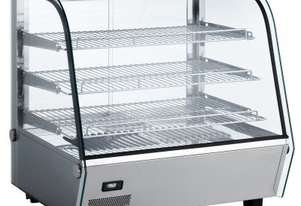 Exquisite CTW160 Counter Top Heated Display Cabinet - 160 Litres