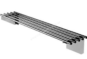 Simply Stainless SS11.1500 Piped Wall Shelf - 1500mm