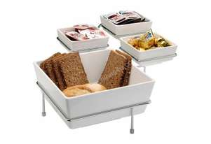 APS APS33242 Buffet Stand 4 Comp to Suit 3x83914/15 & 1x83918/19