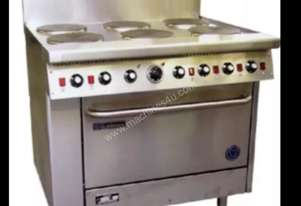 GOLDSTEIN ELECTRIC STATIC OVEN PE-6S-28 WITH 6 X SOLID PLATES BRAND NEW IN BOX WITH WARRANTY $7000