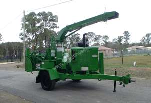 Bandit 250XP Wood Chipper Forestry Equipment