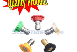Quick Connect Nozzle Kit 050 High Pressure Water Cleaners