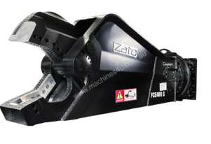Zato demolition shear for small excavators