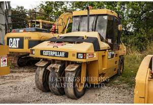 CATERPILLAR PS-300C Pneumatic Tired Compactors