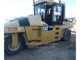 CATERPILLAR PS-300C Pneumatic Tired Compactors - picture7' - Click to enlarge