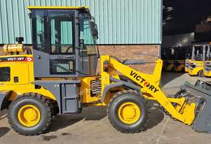 Victory VL160E wheel loader tool carrier