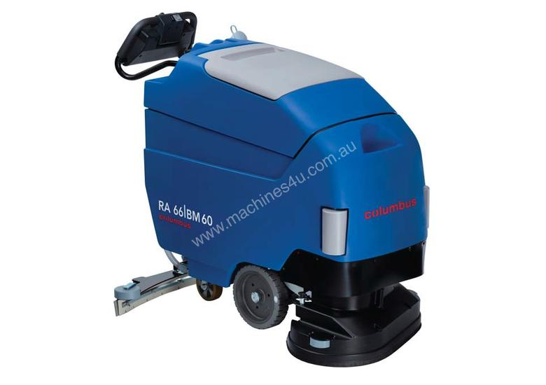 Columbus RA 66|BM 60 Scrubber-Dryer