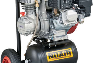 ***New Petrol Driven Piston Compressor***