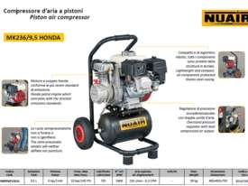 TAKE AN ADDITIONAL 10% OFF for our END OF FINANCIAL YEAR DEALS Petrol Driven Piston Compressor*** - picture1' - Click to enlarge