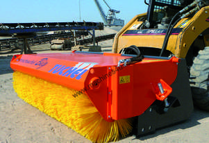 Tuchel BIG Road Broom Bucket Sweeper