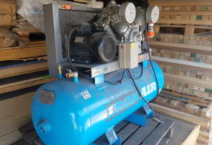 Iron Air Compressor 10HP 3 Phase