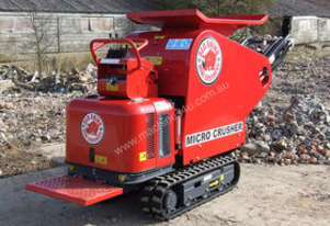 Red Rhino Jaw Crusher Model 4000
