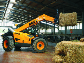 Dieci Agri Plus 40.7 - 4T / 7.0 Reach Telehandler - picture0' - Click to enlarge