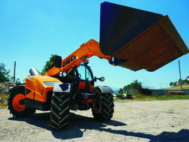 Dieci Agri Plus 40.7 - 4T / 7.0 Reach Telehandler - picture4' - Click to enlarge