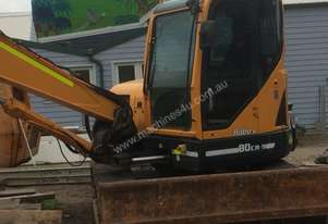 Hyundai 8.6 tonne 2015 Excavator only 460 hours