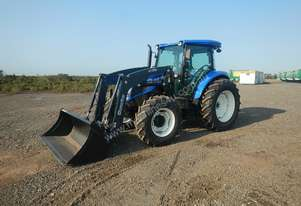 2018 Unused New Holland TD5.95 4WD Tractor